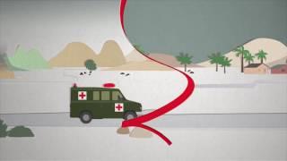 Что означают эмблемы Красного Креста и Красного Полумесяца?