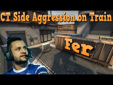 Fers Aggression on the CT side of Train