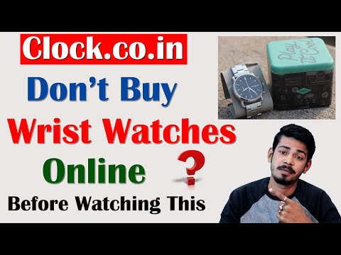 Indian Clock Company - Best Place To Buy Wrist Watch Online | Clock.co.in [The 117]