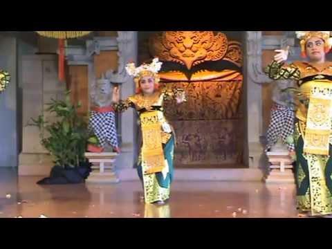 Condong Legong Dance