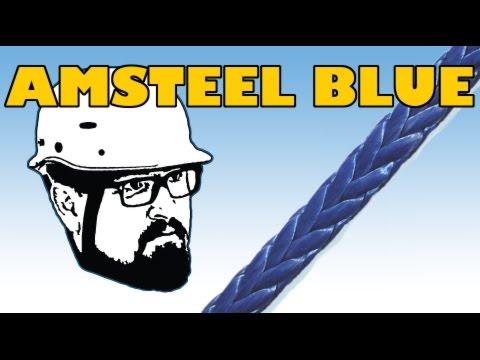 Amsteel Blues - WesSpur Tree Equipment