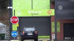 Kauppakassi Drive-In noutopiste, Prisma Kaaressa