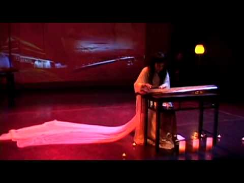 From Beijing to San Francisco Guqin Wang Fei 王菲 Chinese meditation relaxation Zen Music 古琴
