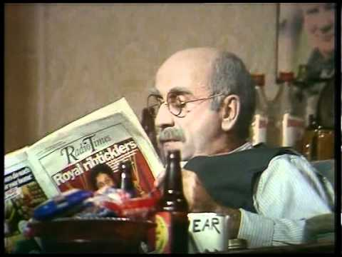 Alf Garnett - Royal Variety Performance