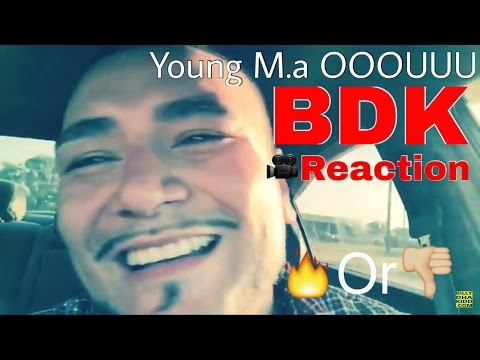 Young MA M.A - OOOUUU (Official Video) Reaction