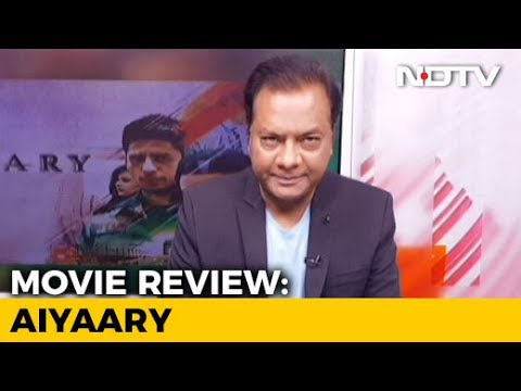 Aiyaary Movie Review: Manoj Bajpayee Plays Role Of Army Officer Effortlessly