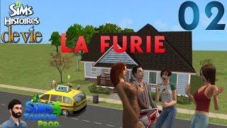 Les Sims : Histoire de vie - ep02 : La furie