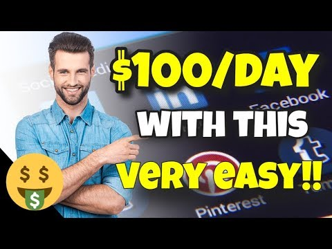 Earn $100 Per Day For FREE With No Website  🔥 Make Money Online 🔥