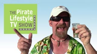New Daytime Talk Show With Jeff, Saying Yes and Doing It Now - Pirate Lifestyle TV ™ Quickie 102