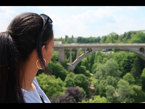 LUXEMBOURG 🇱🇺 TRAVEL DIARY