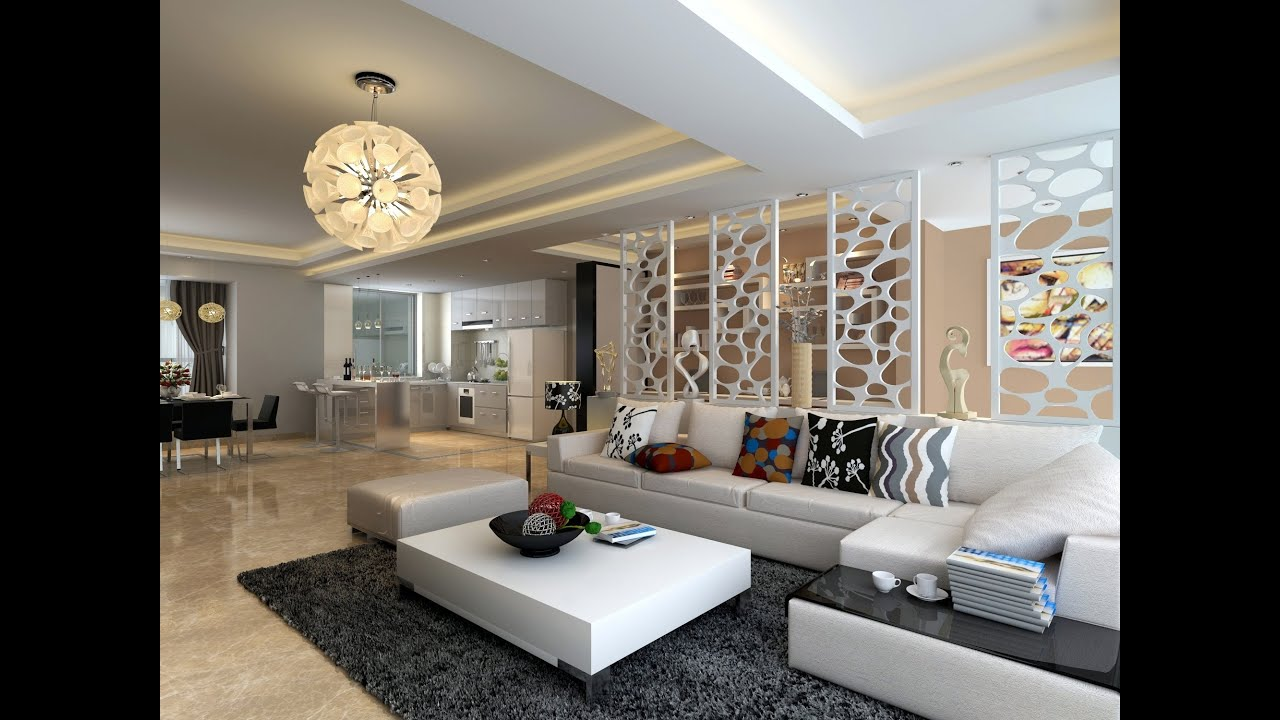 White Living Room Furniture Decorating Ideas Youtube