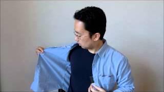 Corisco シャンブレートリコテープ使いシャツ 601968 SAX Mサイズのレビ...