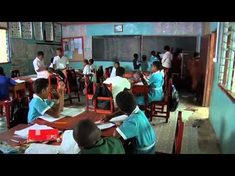 FIJI EDUCATION Video