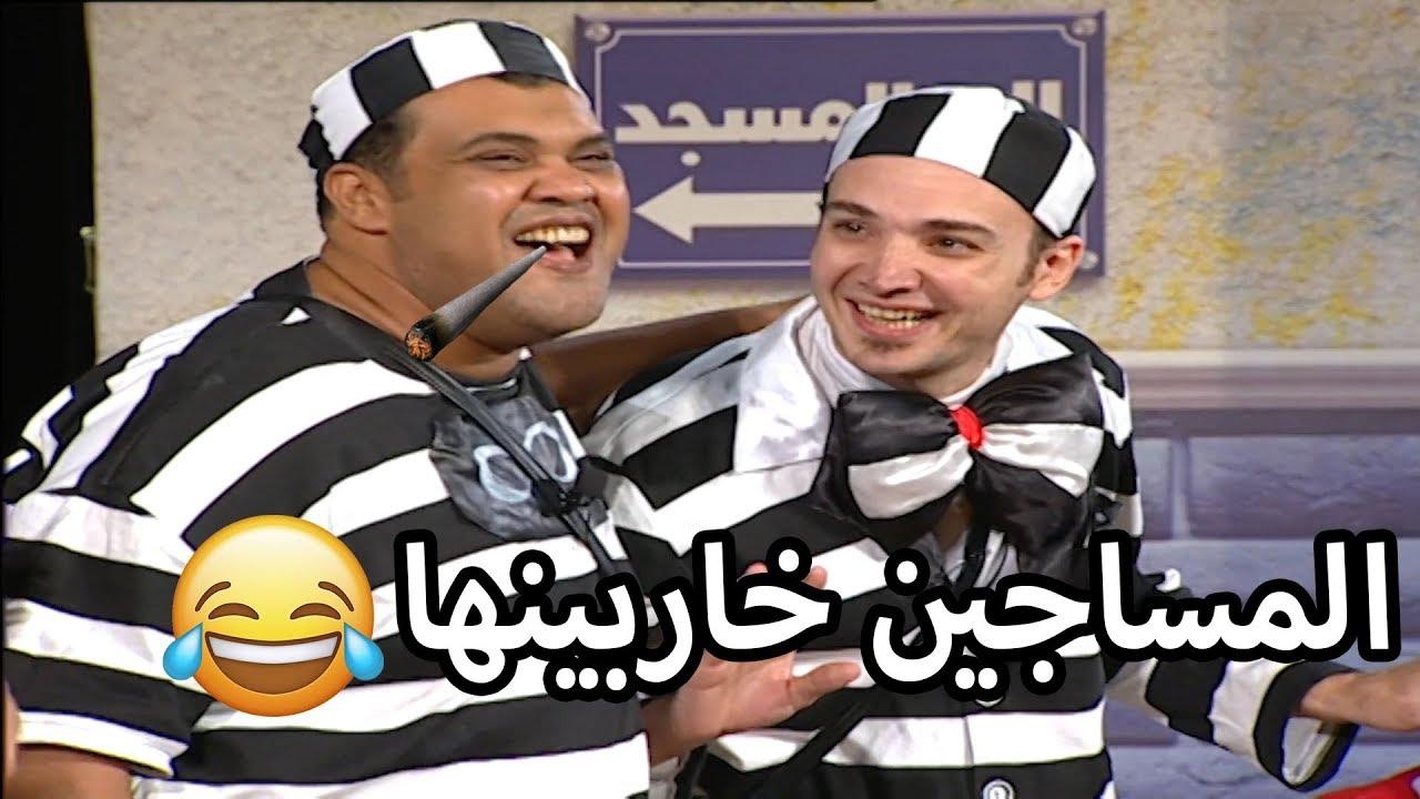 احمد فتحي في دور مسجون كان خاربها