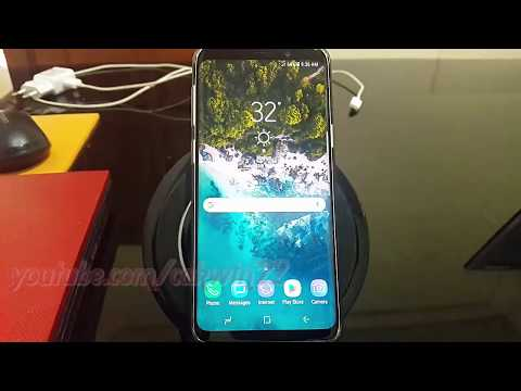 Samsung Galaxy S9 : How to Change Equalizer mode (Android Oreo)