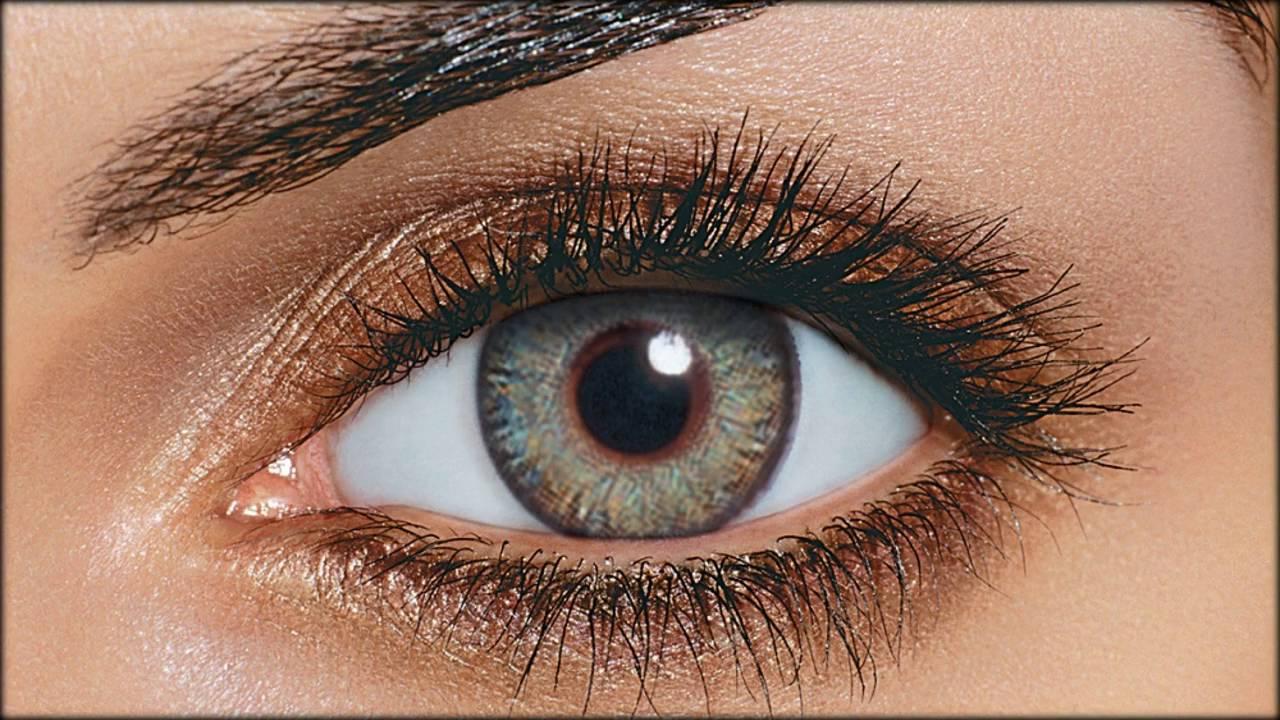 Купить цветные линзы для глаз в Москве. - YouTube