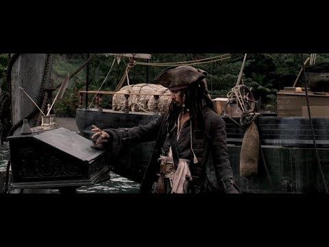 """""""Пираты Карибского моря"""" - Проклятие черной жемчужины (2003)"""