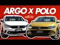 NOVO VW POLO ENCARA FIAT ARGO HGT! QUEM LEVA? - ESPECIAL #146 | ACELERADOS
