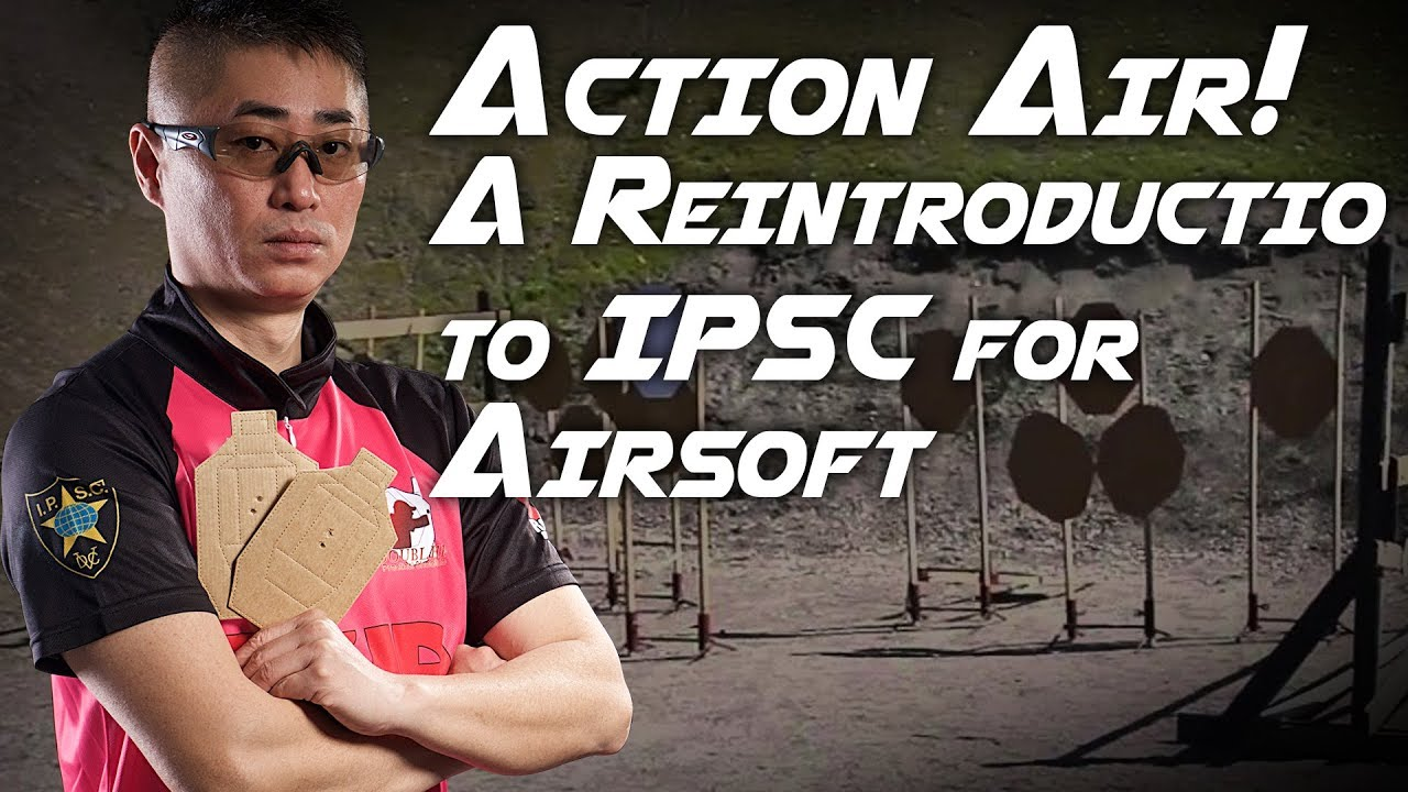 Action Air! A Reintroduction to IPSC for Airsoft  - RedWolf Airsoft RWTV