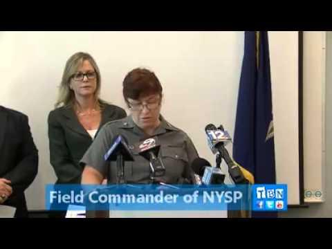 Jamestown NY heroin bust
