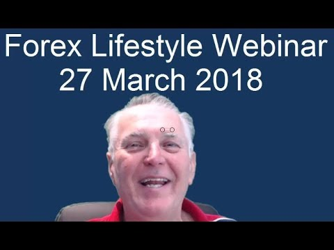 Forex live trading webinar. The lifestyle method & live trades. Trade when and as often as you like