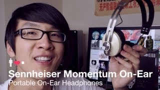 Sennheiser Momentum On-Ear Headphone Review & Comparisons With Momentum