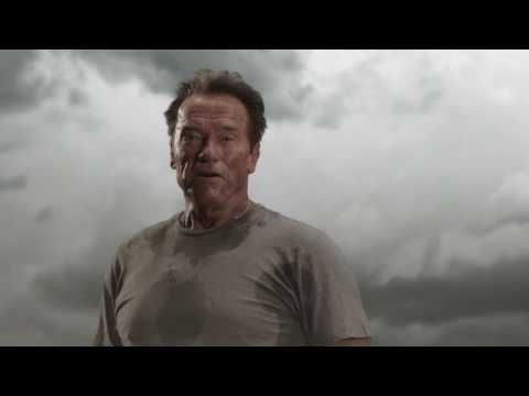 'Less Meat Less Heat' starring Gov. Arnold Schwarzenegger (WILDAID   5 To Do Today)