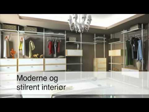 Garderobe Rolvsøy Garderobe-Mannen Fredrikstad