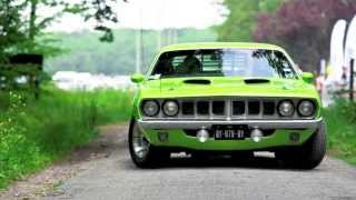 Gambar cover Top 10 Classiest Classic Cars (Slideshow Only Pictures)