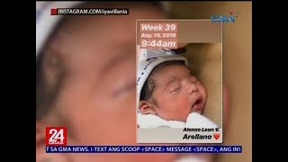 Baby Alonzo Leon nina Iya Villania at Drew Arellano, kinatutuwaan sa social media