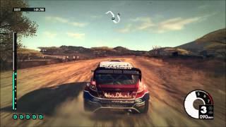 Colin McRAE Dirt 3 [Full-HD Gameplay/German]