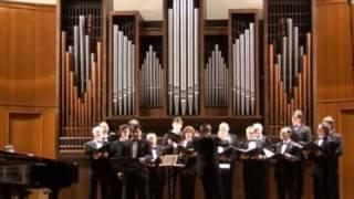 Shalom Rav-Moscow Male Jewish Cappella, Conductor-Alexander Tsaliuk