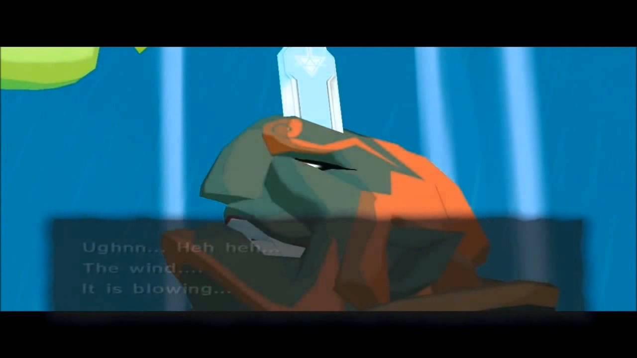 The Legend of Zelda - All Final Bosses