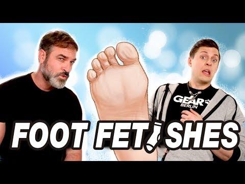 FOOT FETISHES!