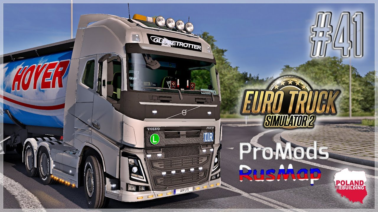 euro truck simulator 2 41 i informacje o special. Black Bedroom Furniture Sets. Home Design Ideas