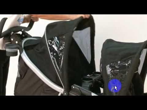 Graco Quattro Tour Duo Stroller - YouTube 372dfc160e