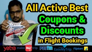 Best Domestic Flights Booking Active Coupons And Offers   Cheap Flight Booking Offers In End 2020 screenshot 5