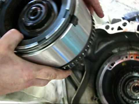 Chrysler Voyager 2001 Automatic Transmission Repair Part 3