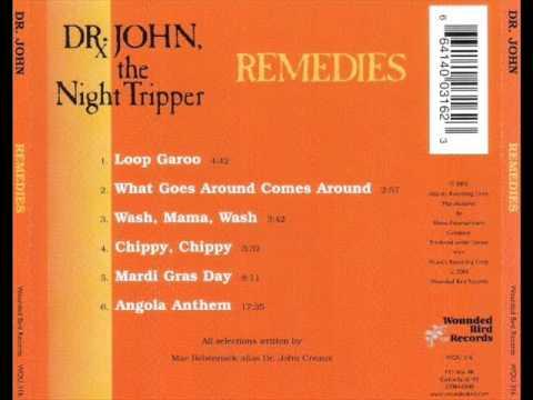 Dr John - Remedies (1970) full album