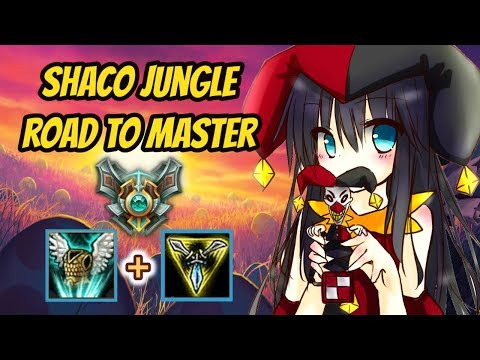 Shaco Diamond 3 Ranked - Road to Master [League of Legends] Full Gameplay - Inferal Shaco