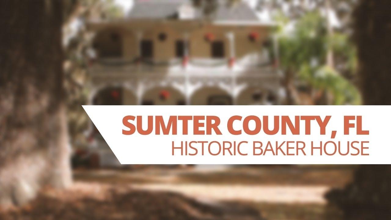 Baker House - The City of Wildwood, Florida