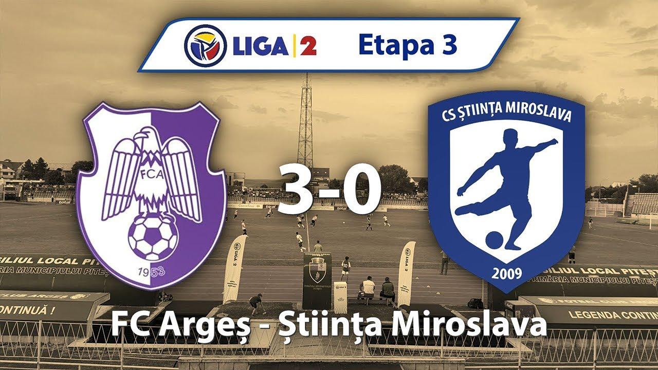 FC Arges Dacia - Universitatea Craiova 2-0 - YouTube  |Fc Arges