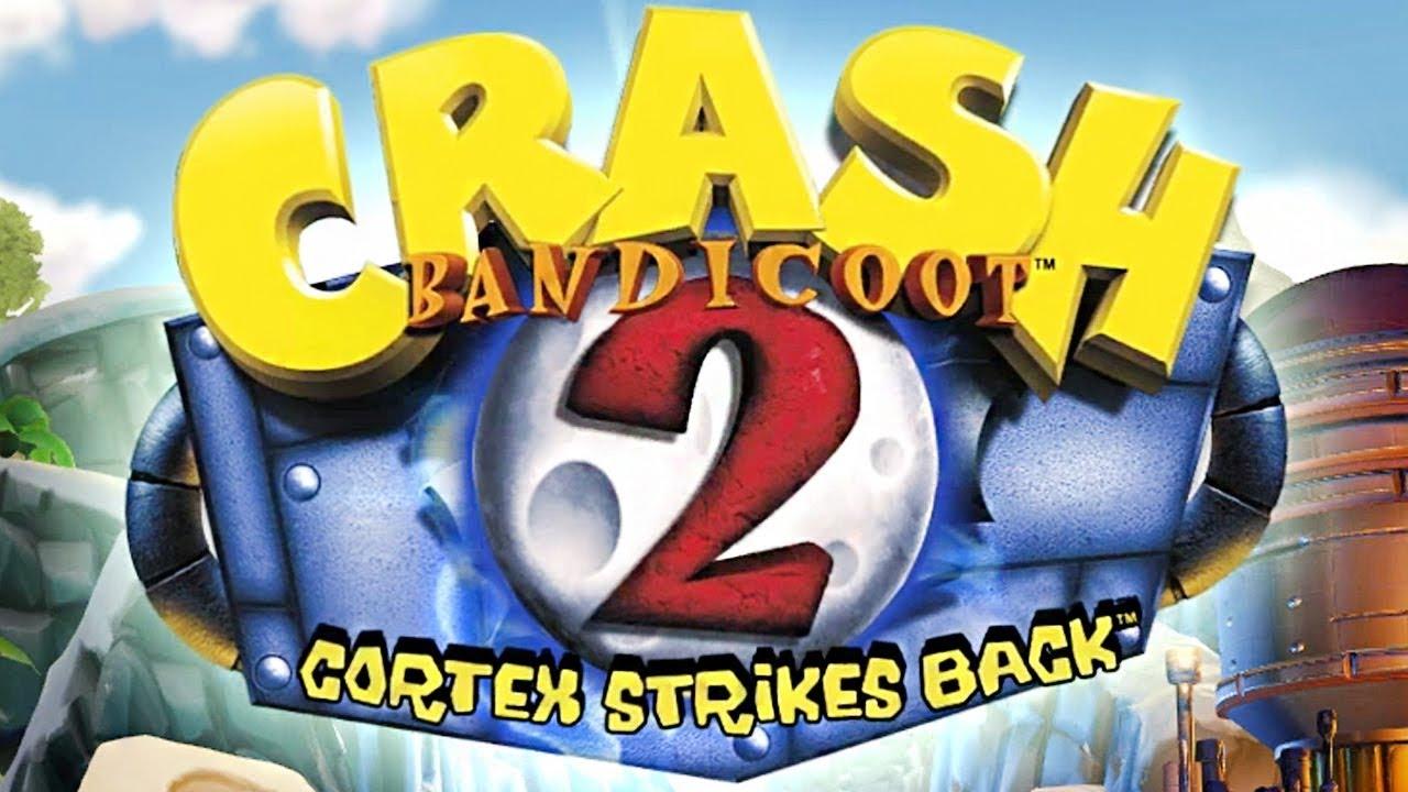 crash bandicoot 2 how to get to warp room 2