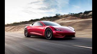 テスラロードスター2020登場 Tesla Roadster ゼロから時速60マイル...