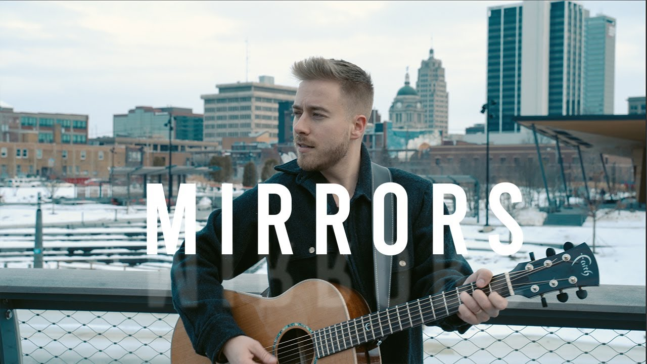 Mirrors - Justin Timberlake (Acoustic Cover by Jonah Baker)