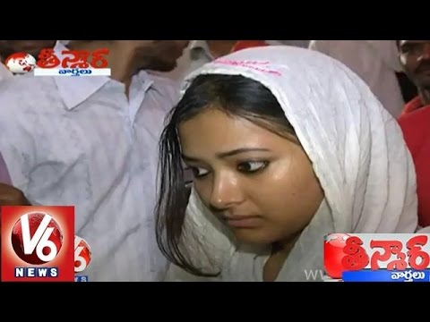 'Swetha Basu Prasad' went back to her mother with court's verdict - Teenmaar News