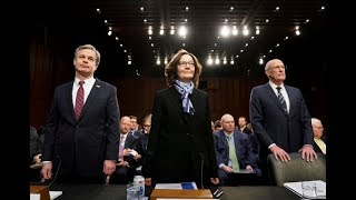 National Security Officials Testify on Threats to the US - Jan 29 2019