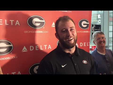 Isaac Nauta Talks With Media Prior to Matchup With Florida