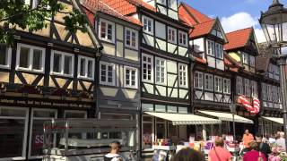 Celle - a charming old town in Niedersachsen, Germany (Part 4)