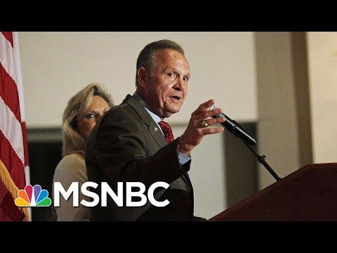 Washington Post: Woman Alleges Sexual Encounter As A Minor With Roy Moore | MSNBC